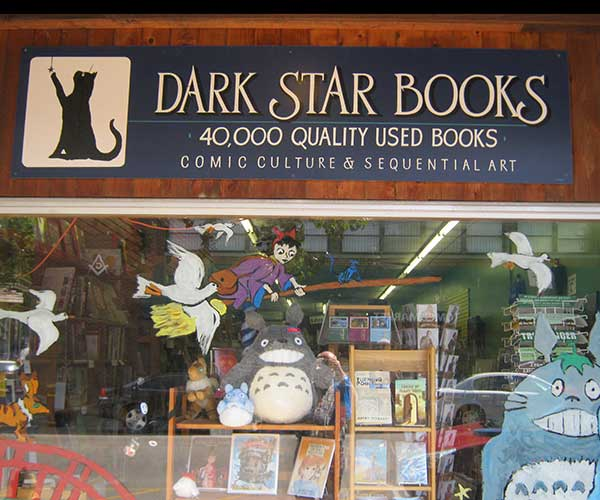 Dark Star Books - Yellow Springs, Ohio
