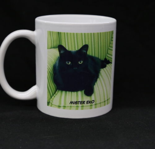 Dark Star Books Mr. Eko Mug