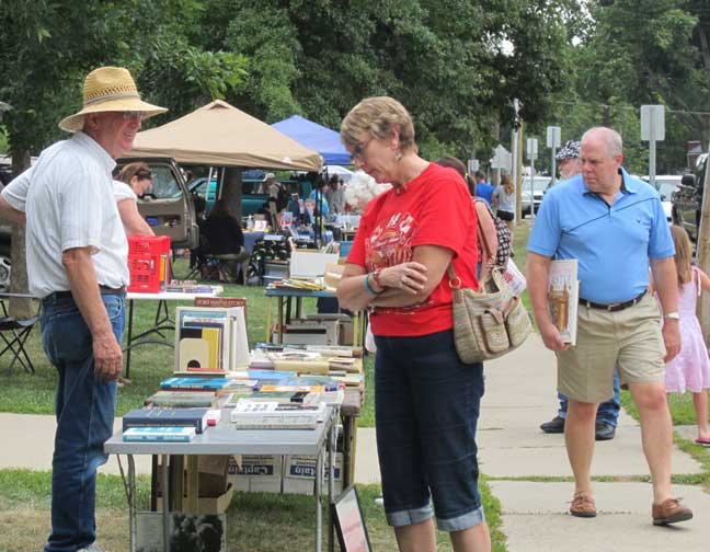 Yellow Springs Book Fair